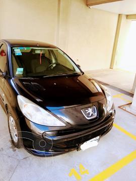 Peugeot 207 Compact 1.4 HDi XR 4P usado (2012) color Negro precio $720.000