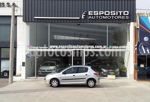 foto Peugeot 207 Compact 1.4 Active 4P usado (2009) color Gris Claro precio $425.000