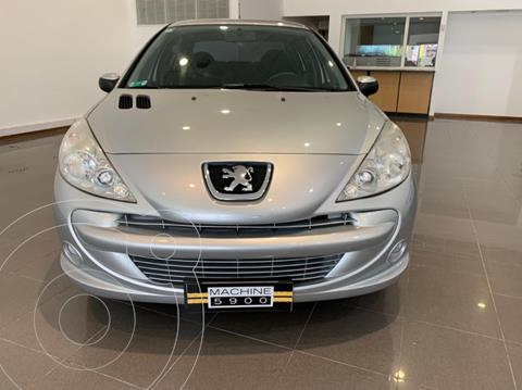 Peugeot 207 Compact 1.4 HDi Allure 4P usado (2013) color Gris Claro precio $790.000
