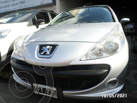 Peugeot 207 Compact 1.6 Allure 5P usado (2009) color Gris Claro precio $715.000