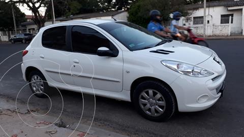 Peugeot 207 Compact 1.4 XS 5P usado (2011) color Blanco Banquise precio $830.000