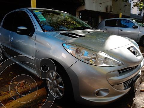 Peugeot 207 Compact 1.4 HDi XS 4P usado (2013) color Gris Aluminium financiado en cuotas(anticipo $468.000)