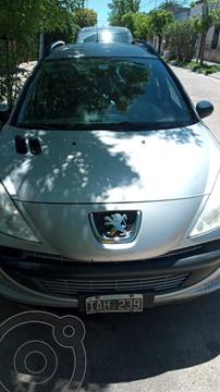 Peugeot 207 Compact 2.0 HDi XT SW usado (2009) color Plata precio $680.000