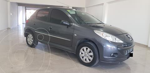 Peugeot 207 Compact 1.4 Active 5P usado (2011) color Negro Perla financiado en cuotas(anticipo $444.000)