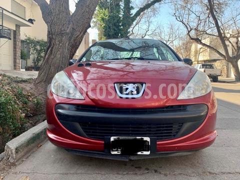 Peugeot 207 Compact 1.4 XR 5P usado (2010) color Rojo Lucifer precio $500.000