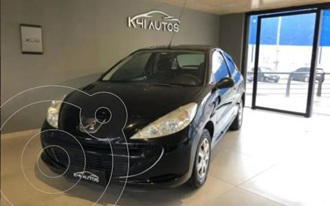 Peugeot 207 Compact 1.4 XR 3P usado (2012) color Negro Perla precio $695.000