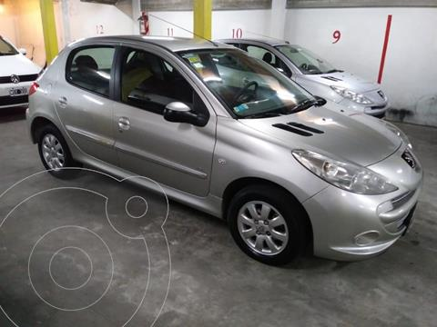 Peugeot 207 Compact 1.4 HDi Allure 4P usado (2012) color Gris Aluminium financiado en cuotas(anticipo $460.000)