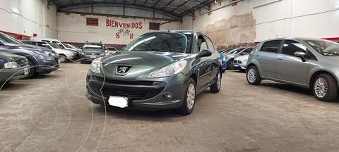 Peugeot 207 Compact 1.6 XS 5P usado (2010) color Gris Grafito financiado en cuotas(anticipo $270.600 cuotas desde $28.579)