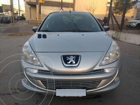 Peugeot 207 Compact 1.4 Allure 5P usado (2011) color Gris Claro precio $795.000