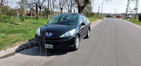 Peugeot 207 Compact 1.4 HDi XR 4P usado (2012) color Negro precio $850.000