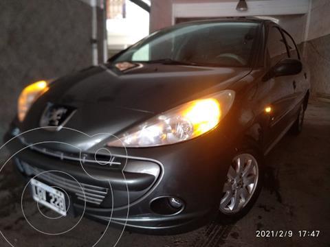 Peugeot 207 Compact 1.4 HDi XS 4P usado (2012) color Gris Dolomites precio $560.000