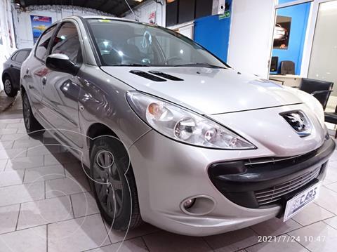 Peugeot 207 Compact 1.4 XS 4P usado (2012) color Gris Aluminium financiado en cuotas(anticipo $400.000)