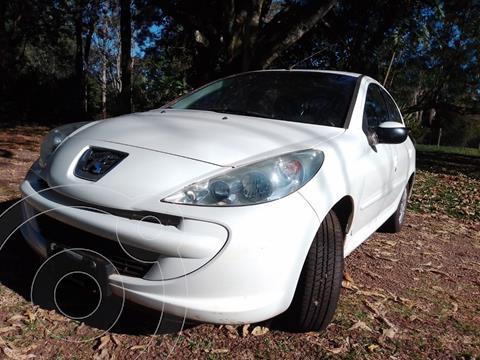 foto Peugeot 207 Compact 1.4 Allure 5P usado (2014) color Blanco precio $860.000