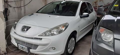 Peugeot 207 Compact 1.4 Allure 5P usado (2013) color Blanco Banquise precio $850.000