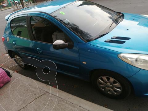 Peugeot 207 Compact 5P WIFI usado (2010) color Azul Neysha precio $70,000