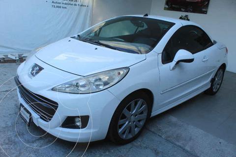 Peugeot 207 Compact CC Turbo usado (2012) color Blanco precio $149,000