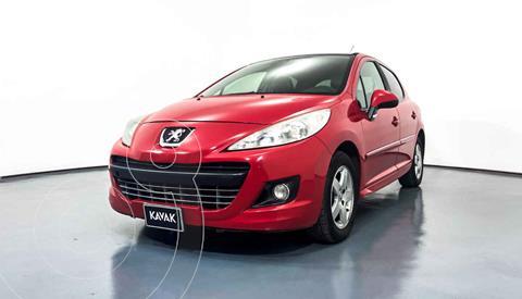 Peugeot 207 Compact 5P Allure usado (2013) color Rojo precio $114,999