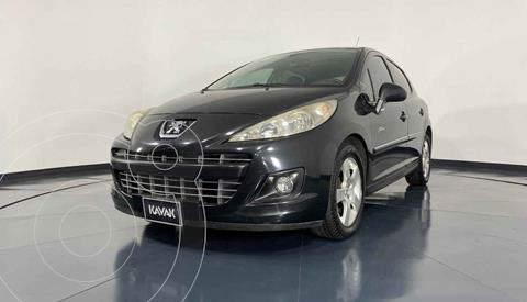 Peugeot 207 Compact 5P Feline usado (2013) color Negro precio $112,999