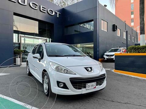 Peugeot 207 Compact 5P Active usado (2013) color Blanco precio $113,900
