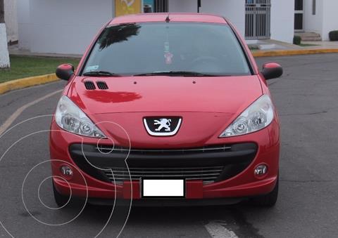 foto Peugeot 207 Compact One Line 1.4L 5P usado (2012) color Rojo precio u$s7,000