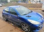 Foto venta Auto usado Peugeot 207 5P 1.4 Genaration  (2011) color Azul precio $2.700.000