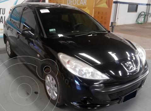 Peugeot 207 Compact 1.9 5 P Xs D usado (2010) color Negro precio $890.000