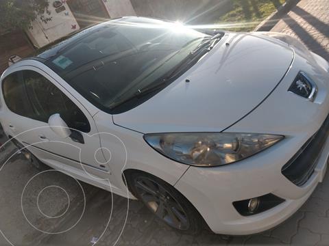 Peugeot 207 GTi 5P usado (2011) color Blanco precio $950.000
