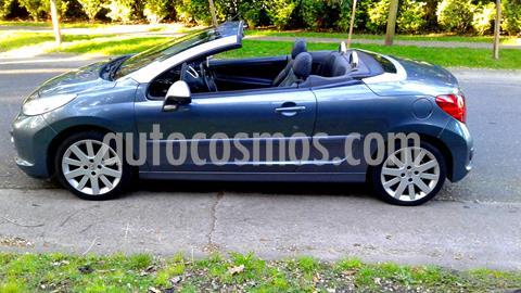 foto Peugeot 207 CC (150Cv) usado (2009) color Gris Thorium precio $1.800.000