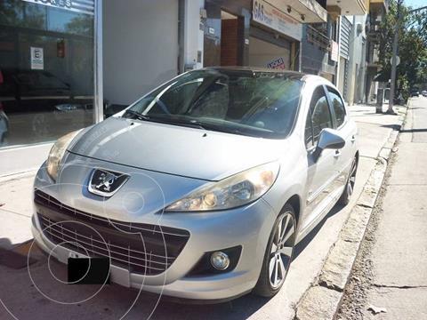 Peugeot 207 GTI (156cv) 5Ptas. usado (2010) color Gris Plata  precio $999.900