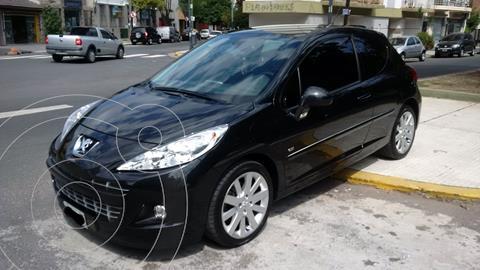 Peugeot 207 GTi 3P usado (2012) color Negro Obsidienne precio $1.399.000