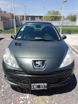 Peugeot 207 CC  usado (2011) color Gris Aluminium financiado en cuotas(anticipo $360.000)