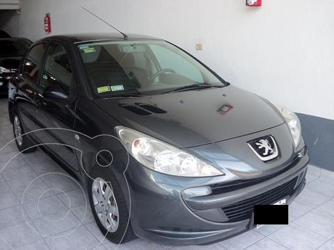 Peugeot 207 Compact 5Ptas. 1.4 N XR (75cv) (L08) usado (2011) color Gris precio $679.900
