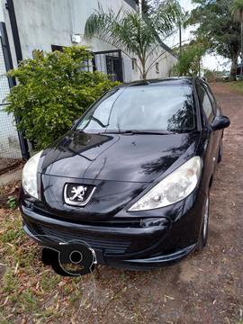 Peugeot 207 CC  usado (2013) color Negro precio $850.000