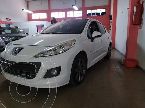 Peugeot 207 GTi 5P usado (2012) color Blanco Banquise financiado en cuotas(anticipo $888.000)