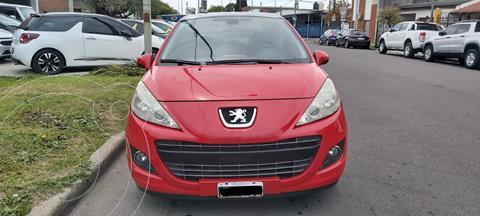 Peugeot 207 GTi 3P usado (2011) color Rojo Aden precio $1.490.000