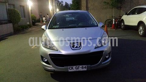 Peugeot 207 5P 1.6 Trendy HDI  usado (2010) color Gris precio $5.150.000