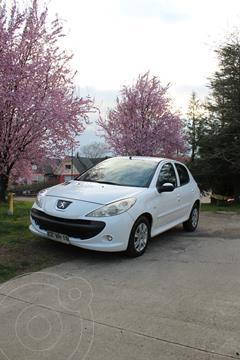 Peugeot 207 5P Diesel 1.4 X Line  usado (2011) color Blanco precio $6.200.000