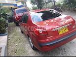 Peugeot 207 1.6L Premium Aut usado (2009) color Rojo precio $17.000.000