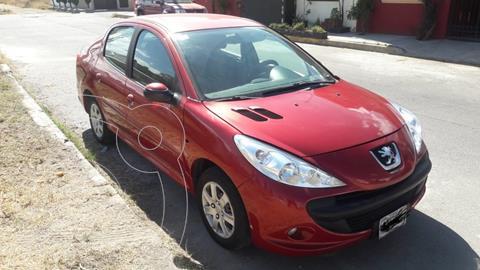 Peugeot 207 5P Active usado (2010) color Rojo precio $65,000