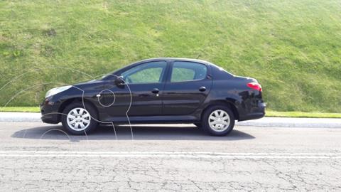 Peugeot 207 5P Feline Personal usado (2009) color Negro precio $59,000