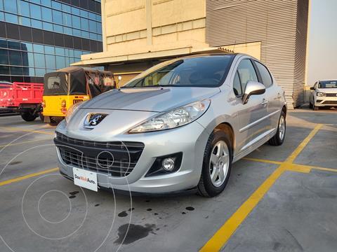 Peugeot 207 5P Allure usado (2013) color Gris Aluminium precio $115,000