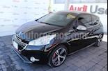 Foto venta Auto usado Peugeot 208 GT 1.6L (2014) color Negro precio $175,000