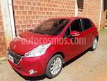 Foto venta Auto Usado Peugeot 208 - (2015) color Bordo precio $365.000
