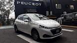 Foto venta Auto usado Peugeot 208 1.2L Allure PureTech  (2019) color Blanco Banquise precio $259,900