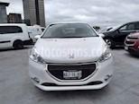 Foto venta Auto usado Peugeot 208 1.6L Allure (2014) color Blanco precio $139,000