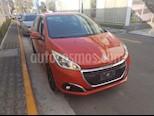 Foto venta Auto Seminuevo Peugeot 208 1.6L Allure (2016) color Naranja precio $190,000