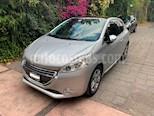 Foto venta Auto usado Peugeot 208 1.6L Feline 3P  (2014) color Gris Aluminium precio $150,000