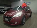 Foto venta Auto usado Peugeot 208 1.6L Feline Aut (2016) color Rojo precio $178,000