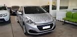 Foto venta Auto usado Peugeot 208 Active 1.6 (2018) color Gris Claro precio $546.000