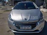 Foto venta Auto usado Peugeot 208 Allure 1.5 NAV (2016) color Gris Claro precio $355.000